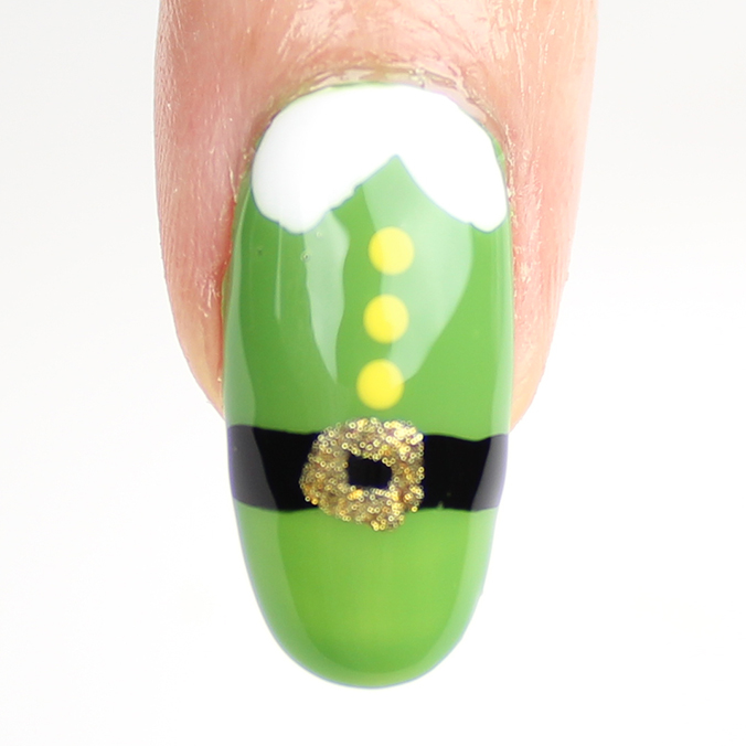 Elf Nails Nail Art