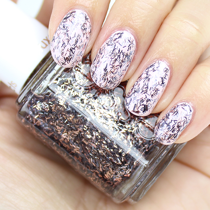 Essie Fringe Factor Swatches & Review