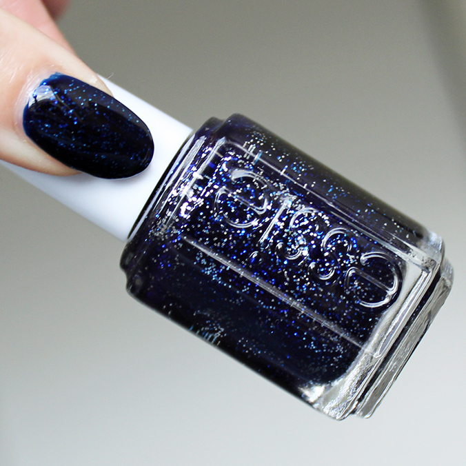Essie Retro Revival Swatch Starry Starry Night Swatches