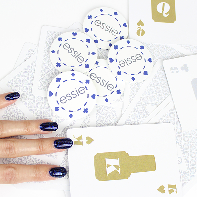 Essie Starry Starry Night Review Swatches