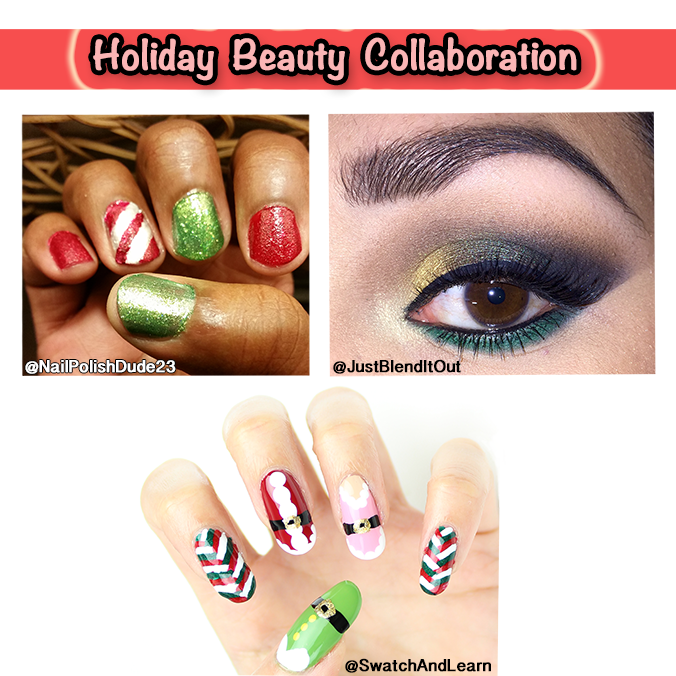 Holiday Beauty Collaboration