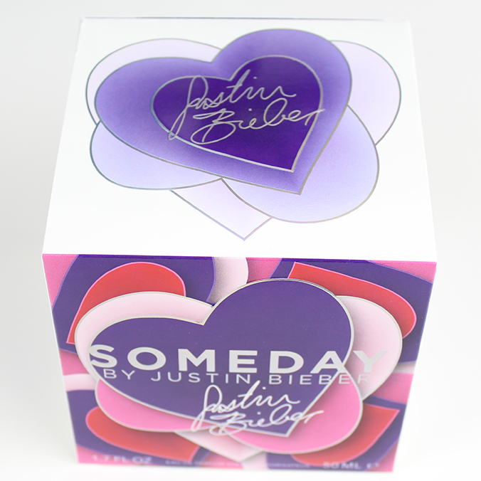 Justin Bieber Someday Perfume Review