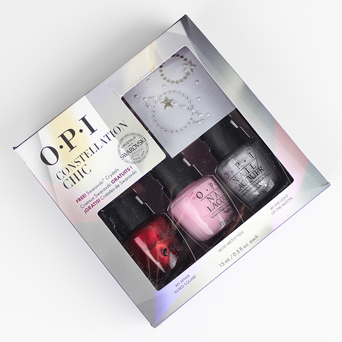 OPI Constellation Chic Set