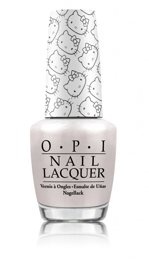 OPI Hello Kitty Collection Kitty White