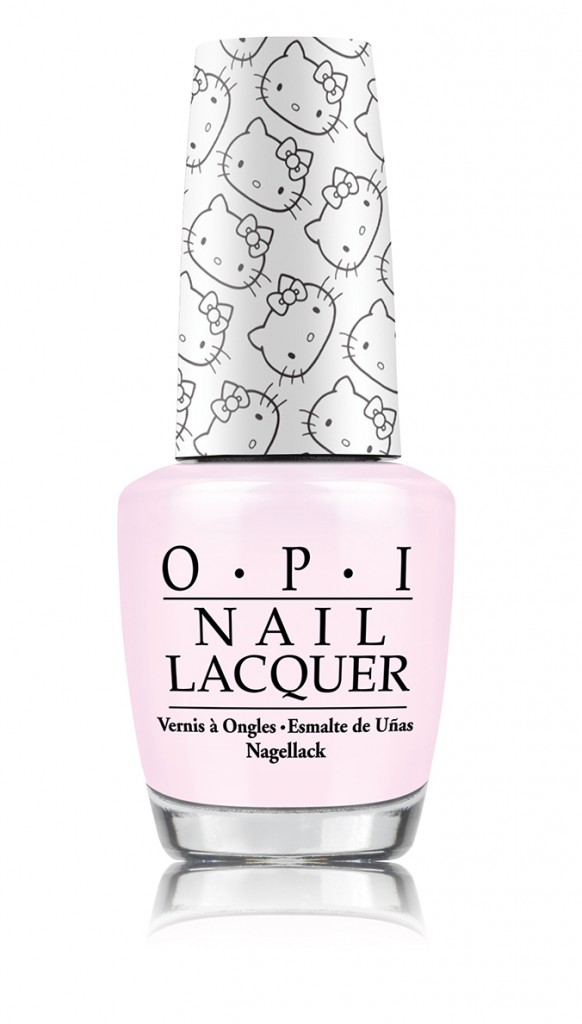 OPI Hello Kitty Collection Let's Be Friends
