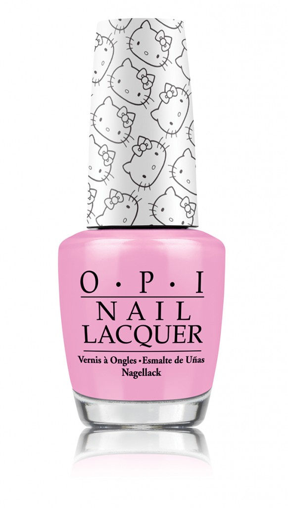 OPI Hello Kitty Collection Look At My Bow