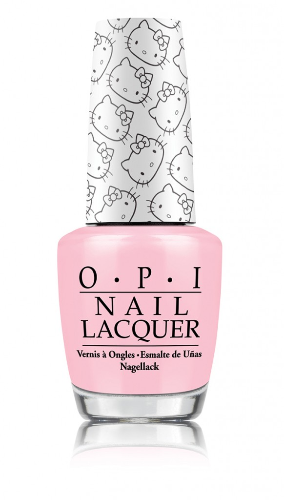 OPI Hello Kitty Collection Small Plus Cute