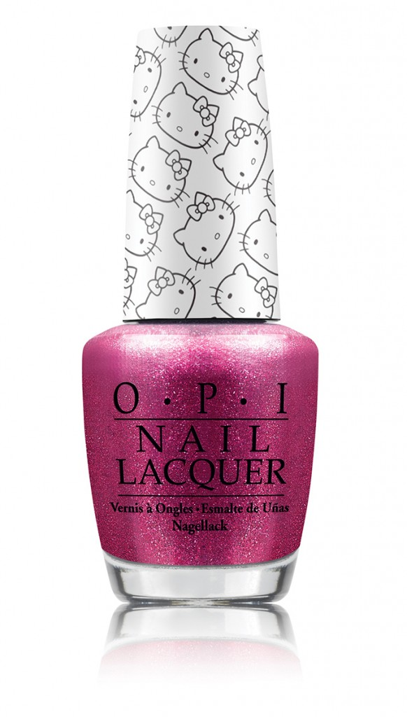 OPI Hello Kitty Collection Starry Eyed for Dear Daniel