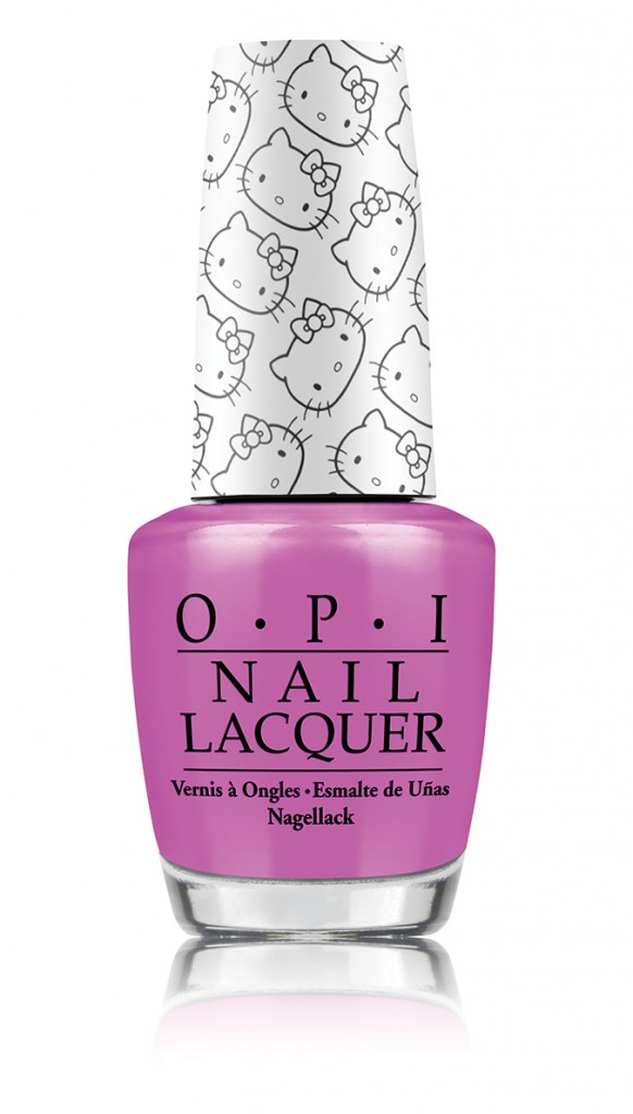 OPI Hello Kitty Collection Super Cute In Pink