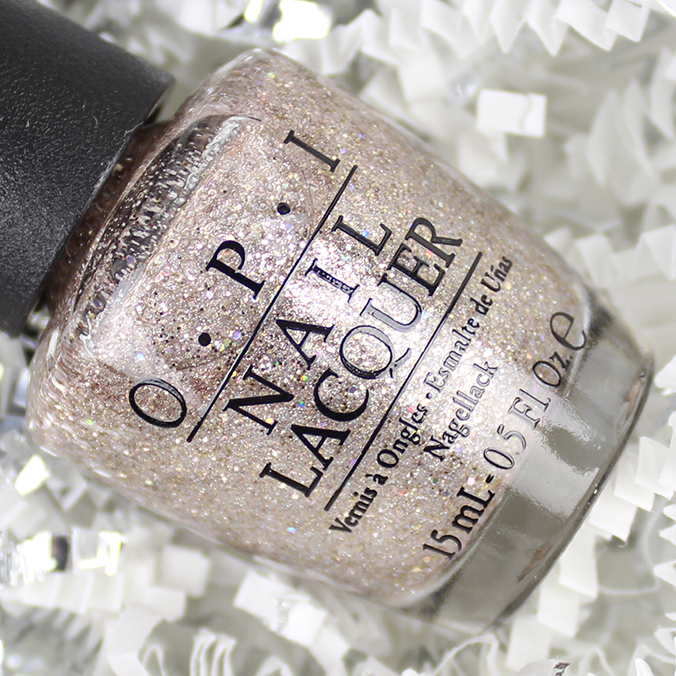 OPI Starlight Collection OPI Ce-less-tial Is More