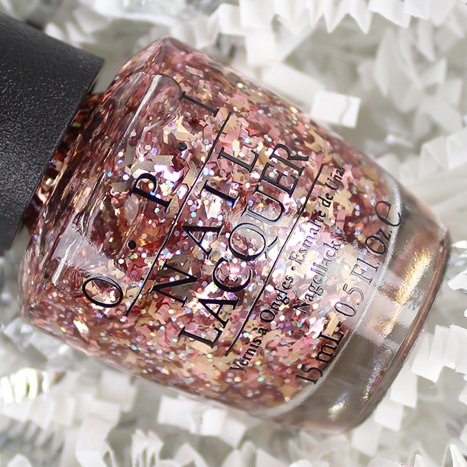 OPI Starlight Collection OPI Infrared-y to Glow