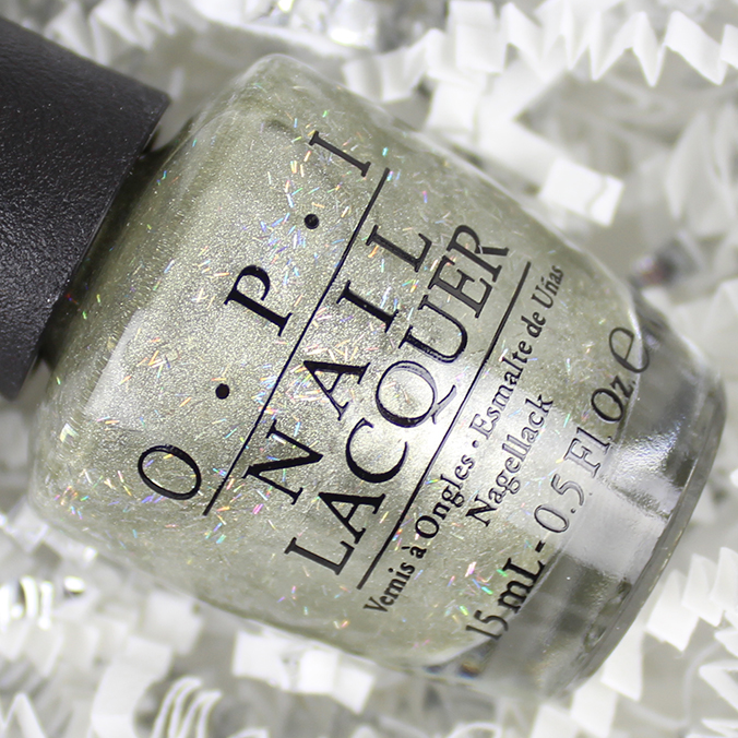 OPI Starlight Collection OPI Is This Star Taken