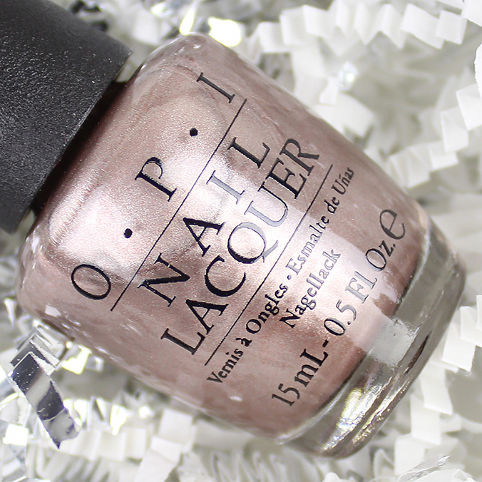 OPI Starlight Collection OPI Press Star for Silver
