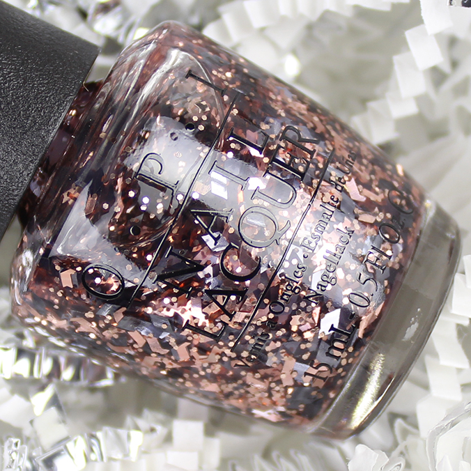 OPI Starlight Collection OPI Two Wrongs Don't Make a Meteorite