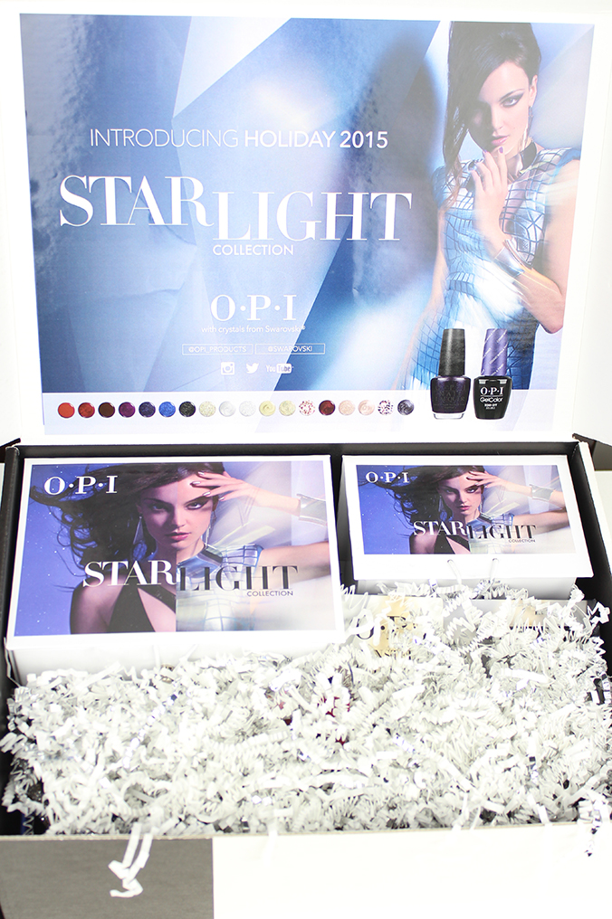 OPI Starlight Collection Pictures