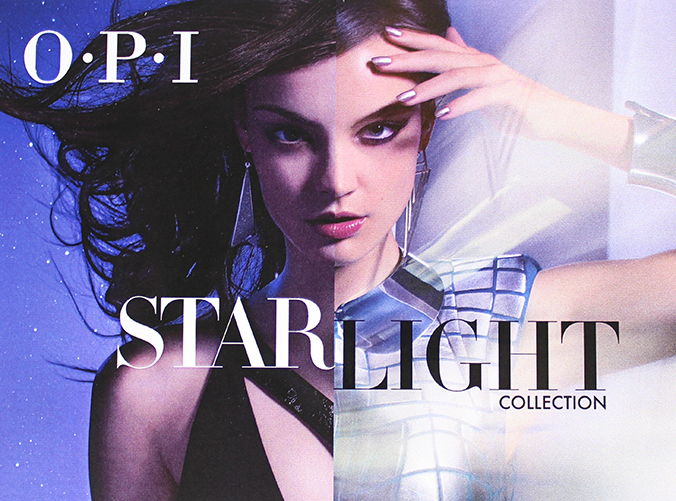 OPI Starlight Collection Promo