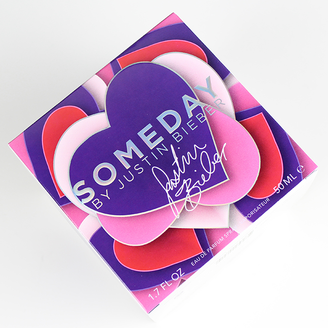 Someday by Justin Bieber Perfume