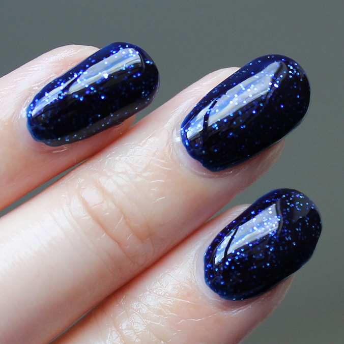 Starry Starry Night Swatch Essie