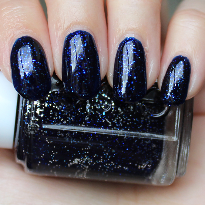 Starry Starry Night by Essie Swatch Swatches