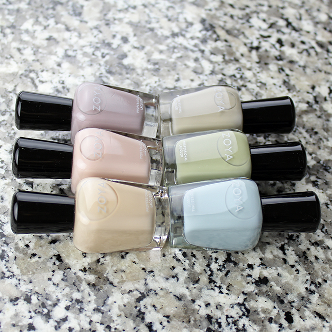 Zoya Whispers Collection Photos