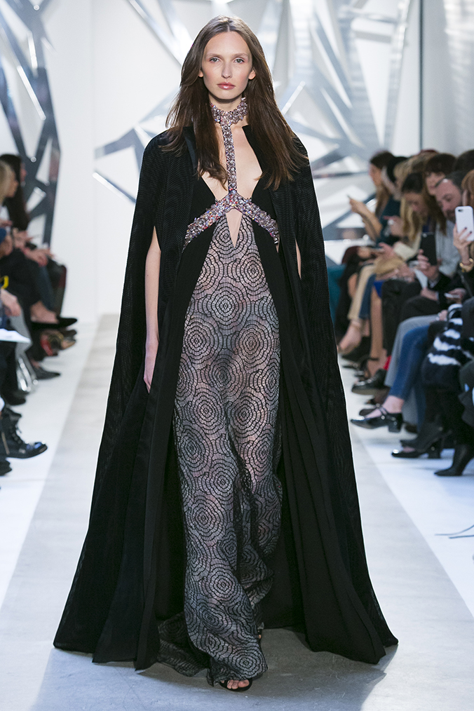 Azzaro Couture SS16 Paris Couture Fashion Week