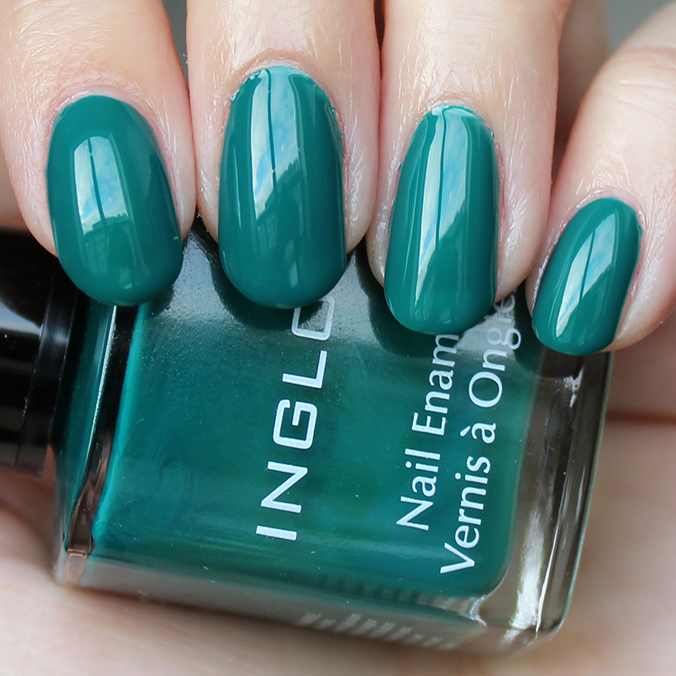 Nail Polish Swatch Book: INGLOT 988 Swatches & Review