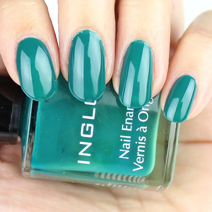 INGLOT 988 Swatch Review