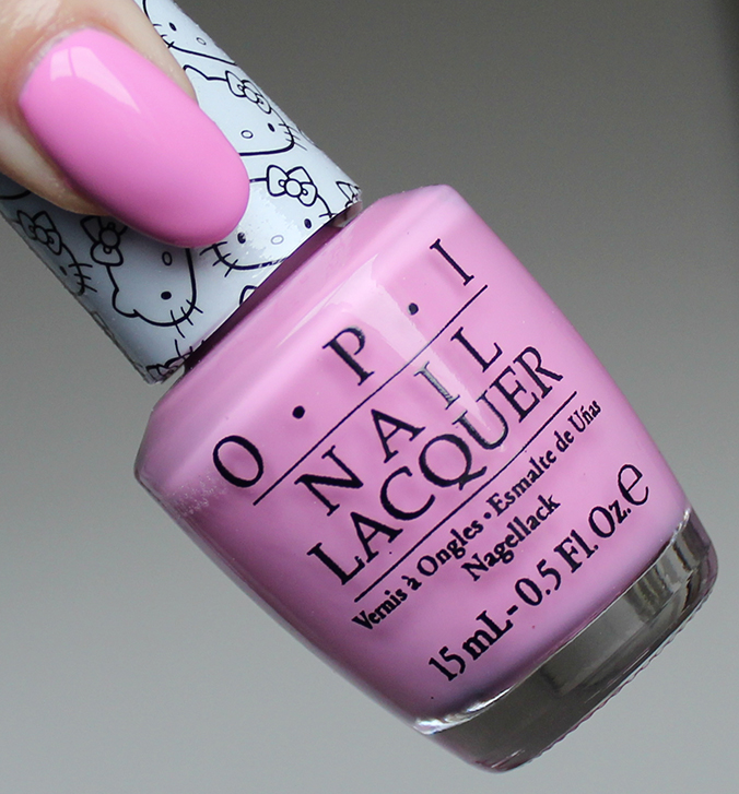 Look at My Bow by OPI Hello Kitty Collection