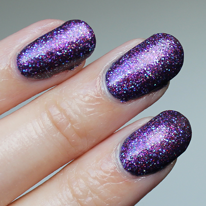 Madam Glam Holo Fever Nail Swatches