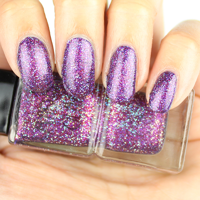 Madam Glam Holo Fever Review Swatches
