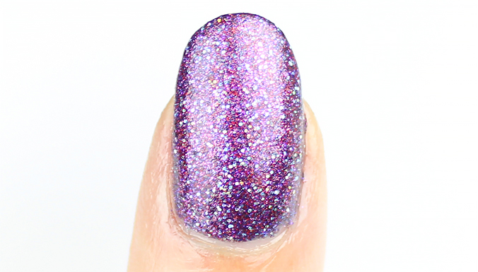 Madam Glam Holo Fever Swatch