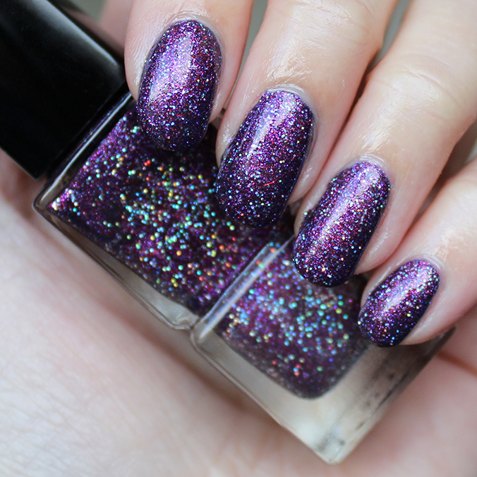 Madam Glam Holo Fever Swatches Swatch