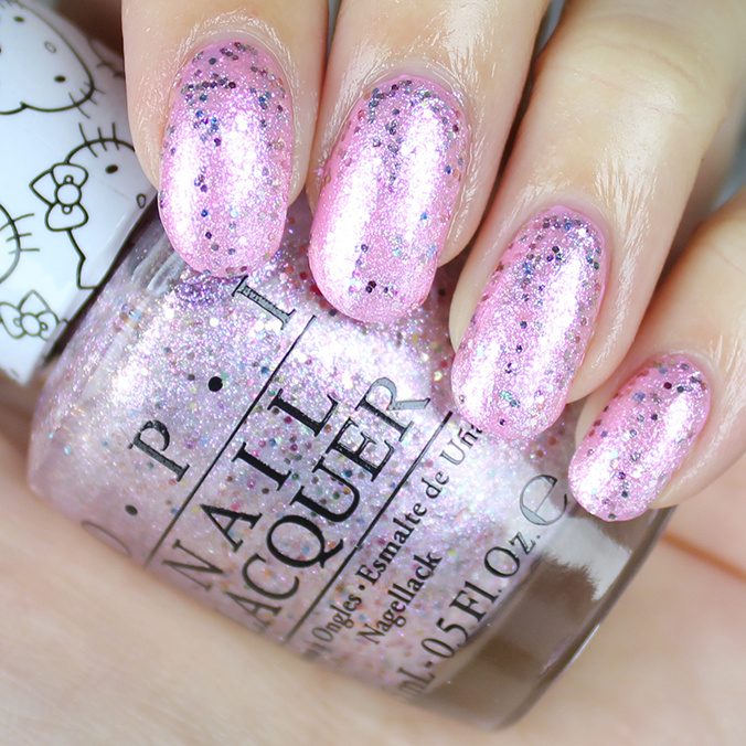 OPI Charmmy & Sugar Swatches Swatch
