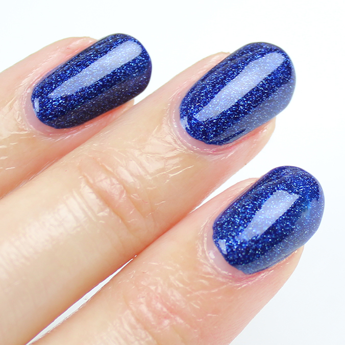 OPI Give Me Space Review Swatch