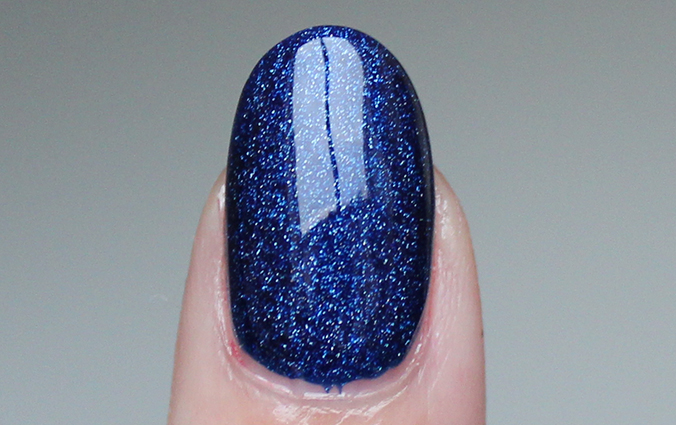 OPI Give Me Space Swatch Pictures