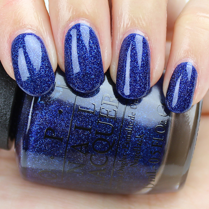 OPI Give Me Space Swatch & Review