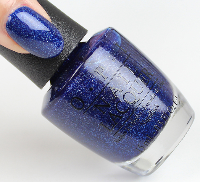 OPI Give Me Space Swatch