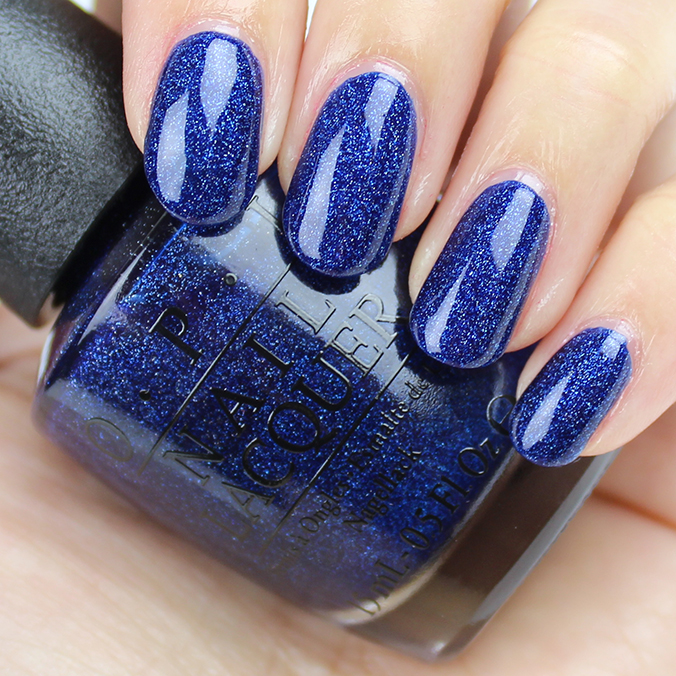 OPI Give Me Space Swatches & Review