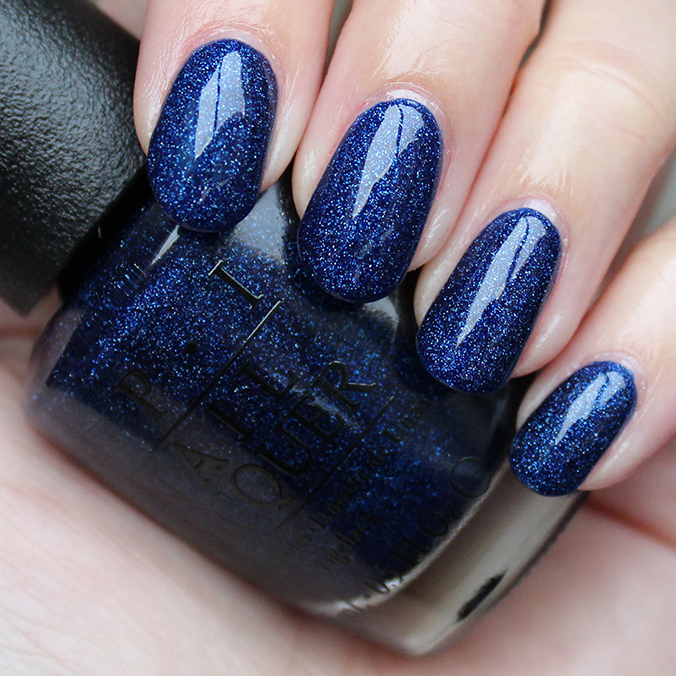 OPI Give Me Space Swatches Swatch