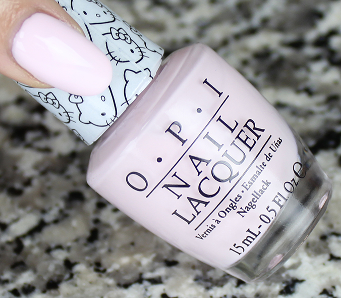 OPI Let's Be Friends Review Swatches