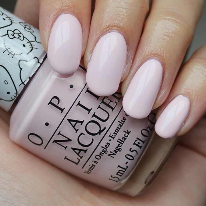 OPI Let's Be Friends Swatch Review Swatches