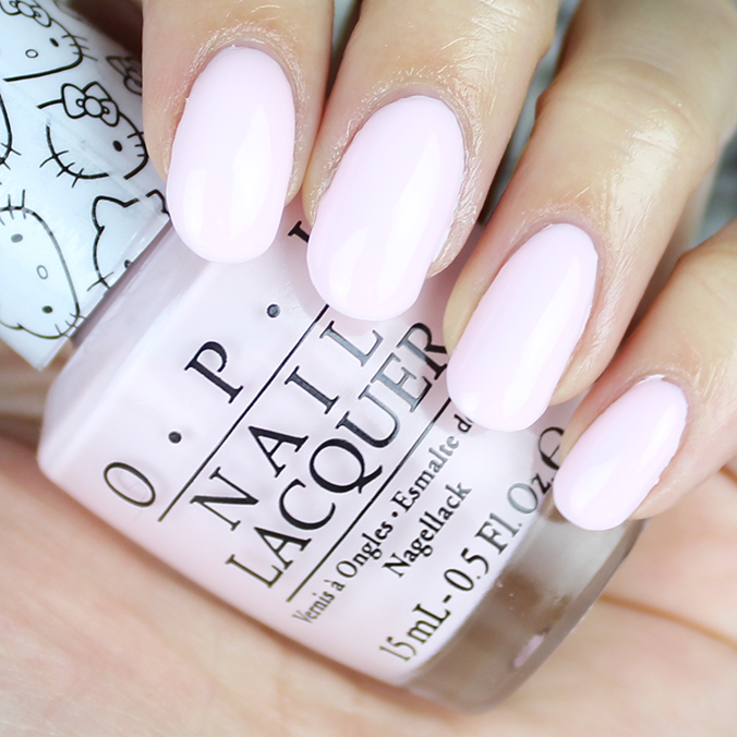 OPI Let's Be Friends Swatches Review