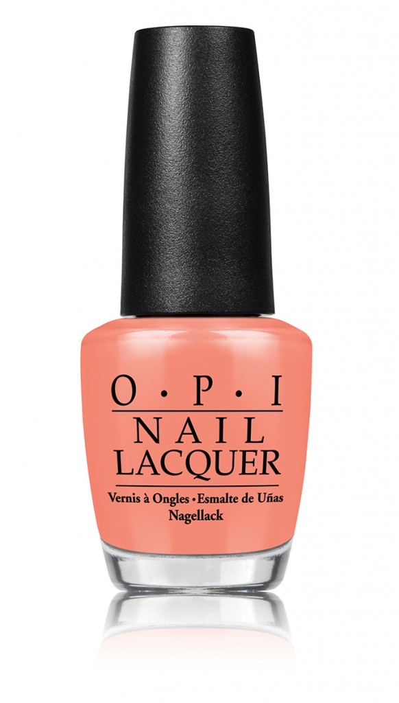 OPI New Orleans Collection Crawfishin For A Compliment
