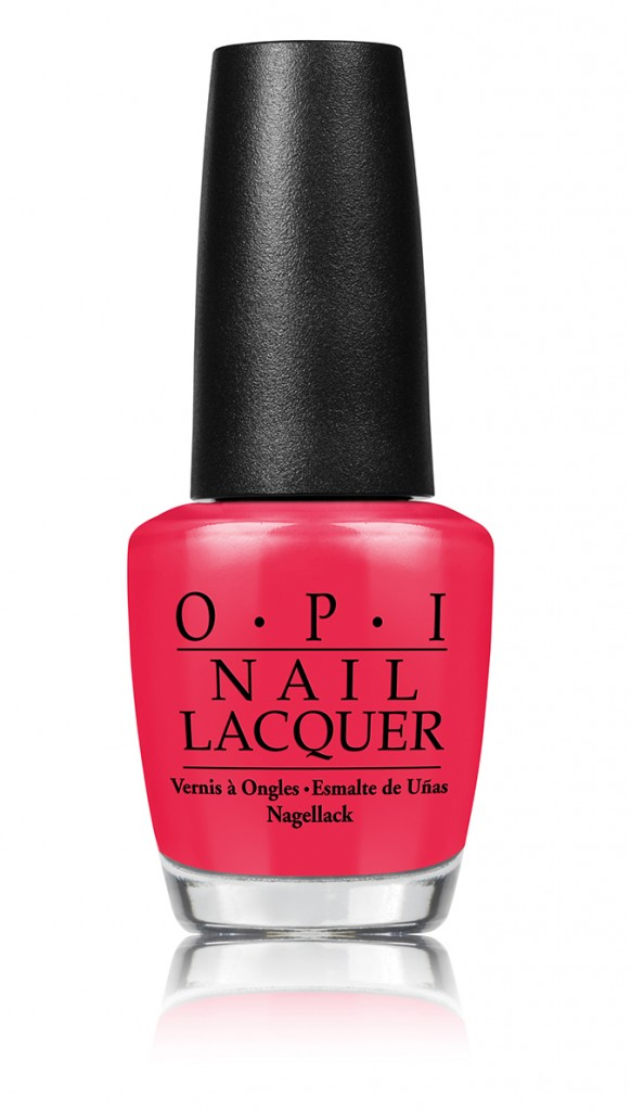 OPI New Orleans Collection Shes a Bad Muffaletta