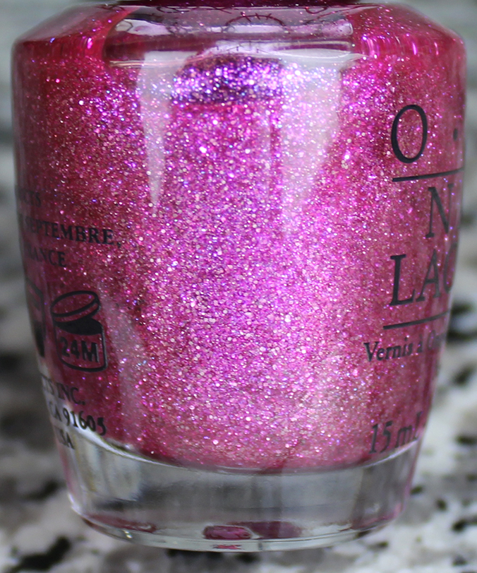 OPI Starry-Eyed for Dear Daniel Review