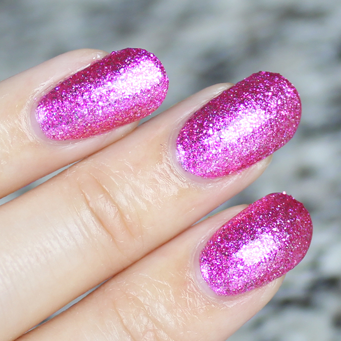 OPI Starry-Eyed for Dear Daniel Swatch