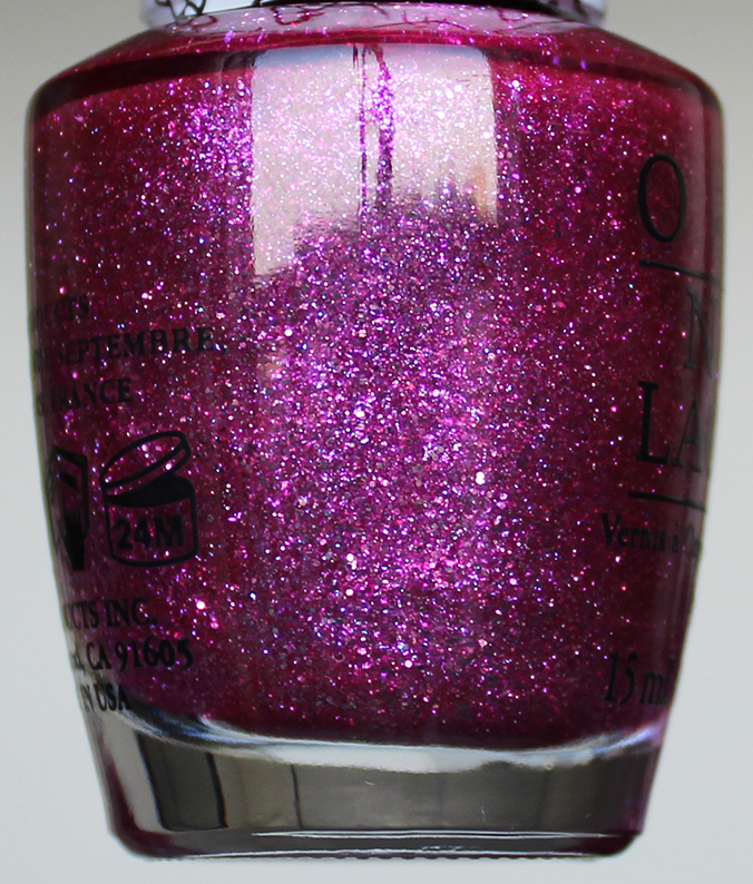 OPI Starry-Eyed for Dear Daniel Swatches Hello Kitty