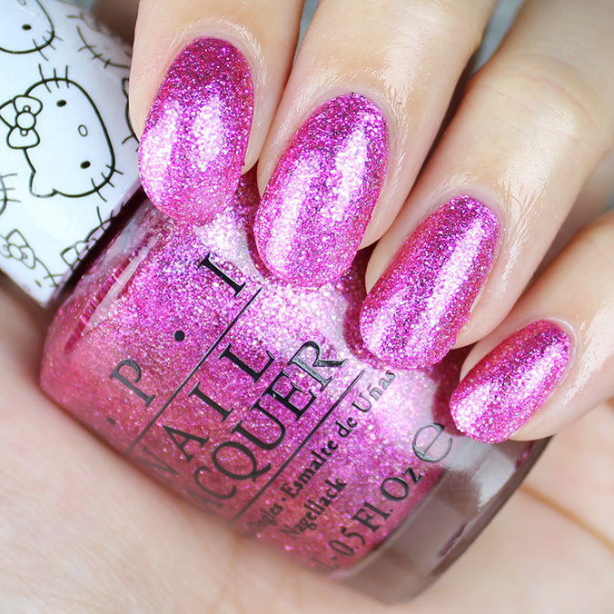 OPI Starry-Eyed for Dear Daniel Swatches Review