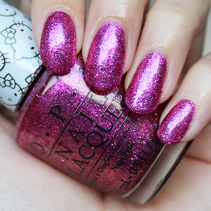OPI Starry-Eyed for Dear Daniel Swatches Swatch