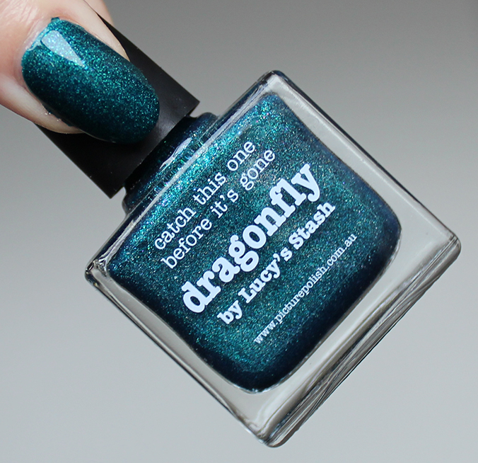 Picture Polish Dragonfly Review Swatches